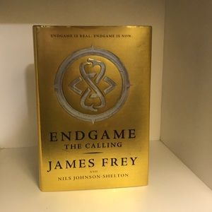 Endgame The Calling by James Frey book